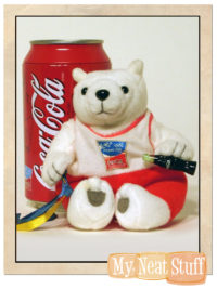 COKE OLYMPIC BEAR