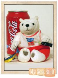 COKE OLYMPIC BEAR