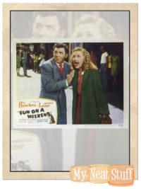 LOBBY CARD