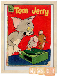 TOM AND JERRY COMIC