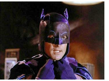 Lyle Waggoner Batman