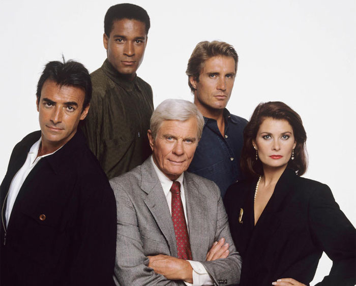 Mission Impossible Cast